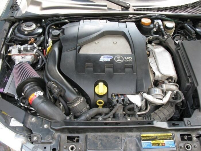 Saab 9-3 2.8 TurboX 280KM