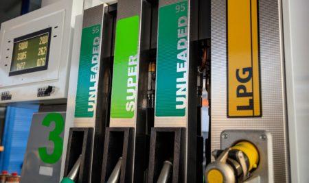 benzynę czy może LPG