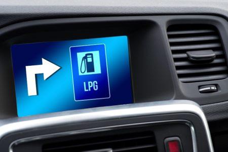 LPG samochód